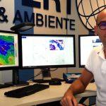 ciclone meteo caldo video