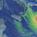 venerdì ciclone